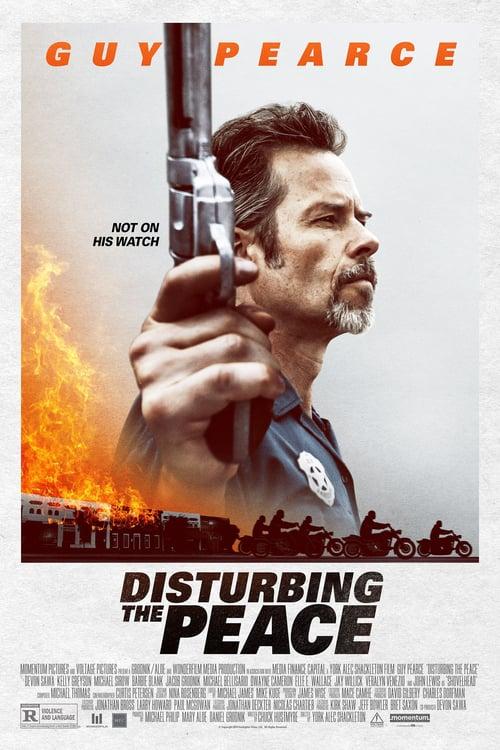 ดูหนังออนไลน์ฟรี Disturbing the Peace (2020) ปิดเมืองปล้น