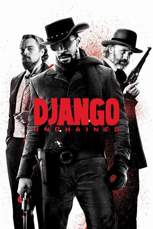 ดูหนังออนไลน์ฟรี Django Unchained (2012) จังโก้ โคตรคนแดนเถื่อน