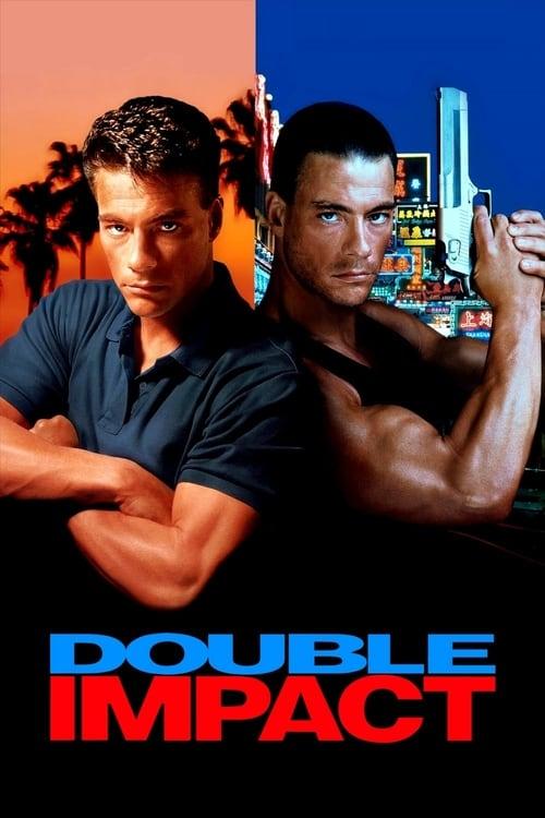 ดูหนังออนไลน์ฟรี Double Impact (1991) แฝดดีเดือด