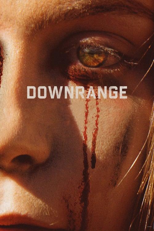 ดูหนังออนไลน์ฟรี Downrange (2018) ล่าโหดนรกข้างทาง