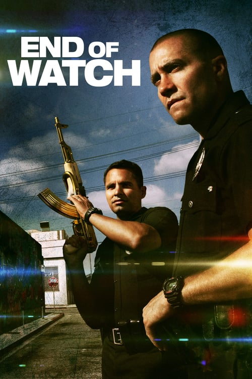ดูหนังออนไลน์ฟรี End Of Watch (2012) คู่ปราบกำราบนรก
