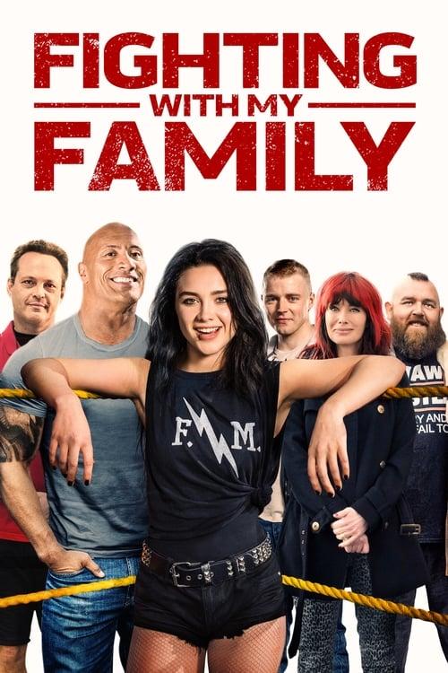 ดูหนังออนไลน์ฟรี Fighting with My Family (2019) สู้ท้าฝันเพื่อครอบครัว