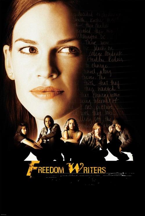 ดูหนังออนไลน์ฟรี Freedom Writers (2007) บันทึกของหัวใจ…ประกาศให้โลกรู้