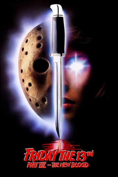 ดูหนังออนไลน์ฟรี Friday the 13th Part 7 The New Blood (1988) ศุกร์ 13 ฝันหวาน ภาค 7