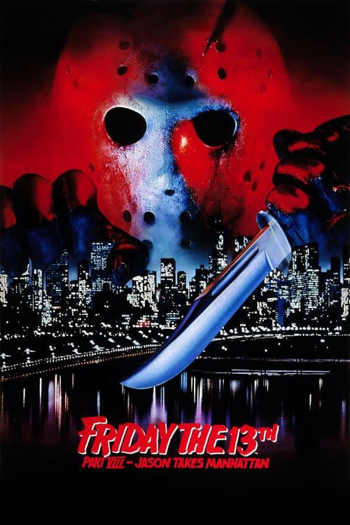 ดูหนังออนไลน์ฟรี Friday the 13th Part 8 Jason Takes Manhattan (1989) ศุกร์ 13 ฝันหวาน ภาค 8