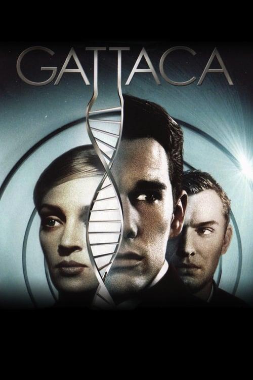ดูหนังออนไลน์ฟรี Gattaca (1997) ฝ่ากฎโลกพันธุกรรม