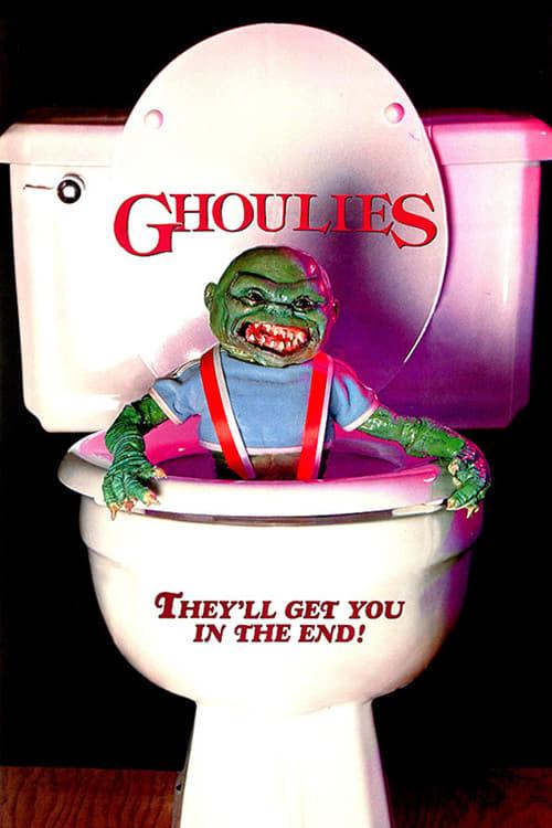 ดูหนังออนไลน์ฟรี Ghoulies (1984) ปีศาจกูลี่ย์ส