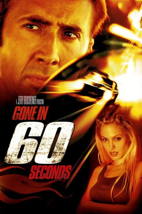 ดูหนังออนไลน์ฟรี Gone in 60 Seconds (2000) 60 วิ รหัสโจรกรรมอันตราย
