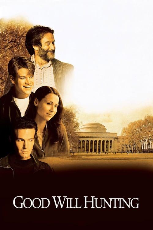 ดูหนังออนไลน์ฟรี Good Will Hunting (1997) ตามหาศรัทธารัก