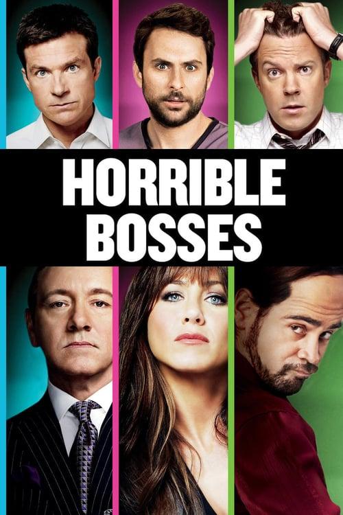 ดูหนังออนไลน์ Horrible Bosses (2011) รวมหัวสอย เจ้านายจอมแสบ