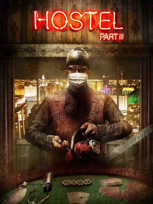 ดูหนังออนไลน์ฟรี Hostel 3 (2011) นรกรอชำแหละ 3