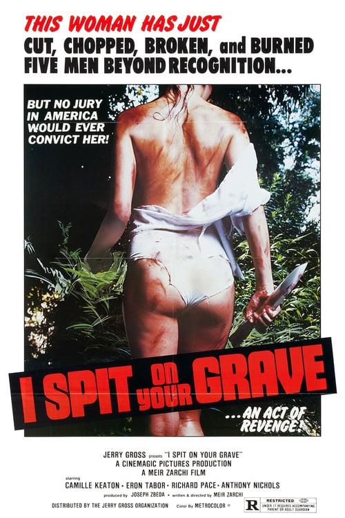 ดูหนังออนไลน์ I Spit on Your Grave (1978) ซัมเมอร์ช็อค แค้นต้องฆ่า [Soundtrack บรรยายไทย]