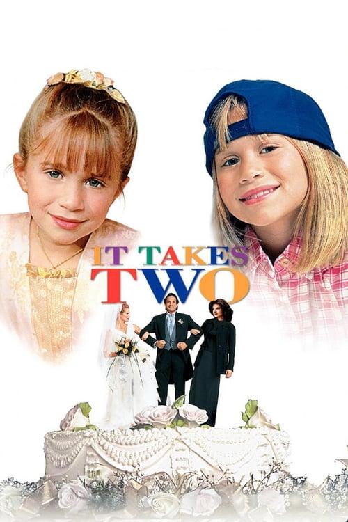 ดูหนังออนไลน์ฟรี It Takes Two (1995) สองแสบอลวน