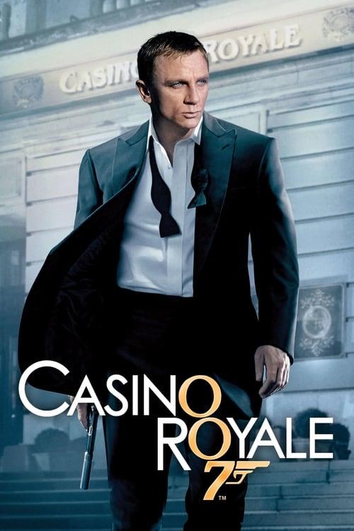 ดูหนังออนไลน์ฟรี James Bond 007 Casino Royale (2006) เจมส์ บอนด์ 007 ภาค 22: พยัคฆ์ร้ายเดิมพันระห่ำโลก