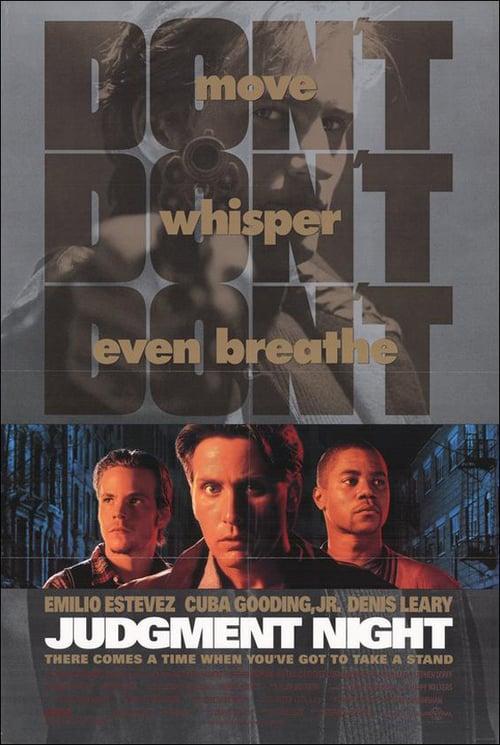 ดูหนังออนไลน์ฟรี Judgment Night (1993) 4 ล่า 4 หนี หลังชนฝา