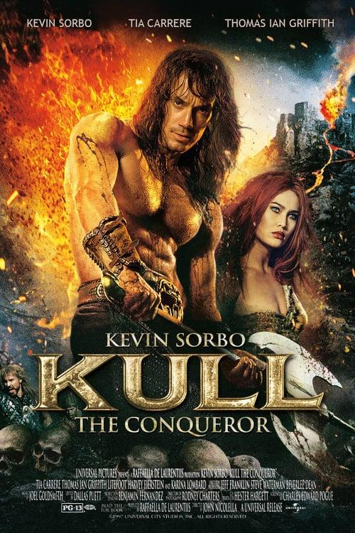 ดูหนังออนไลน์ฟรี Kull The Conqueror (1997) คนมหากาฬผ่าแผ่นดินเดือด