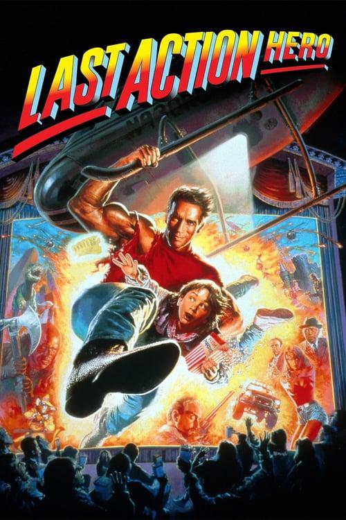 ดูหนังออนไลน์ฟรี Last Action Hero (1993) คนเหล็กทะลุมิติ
