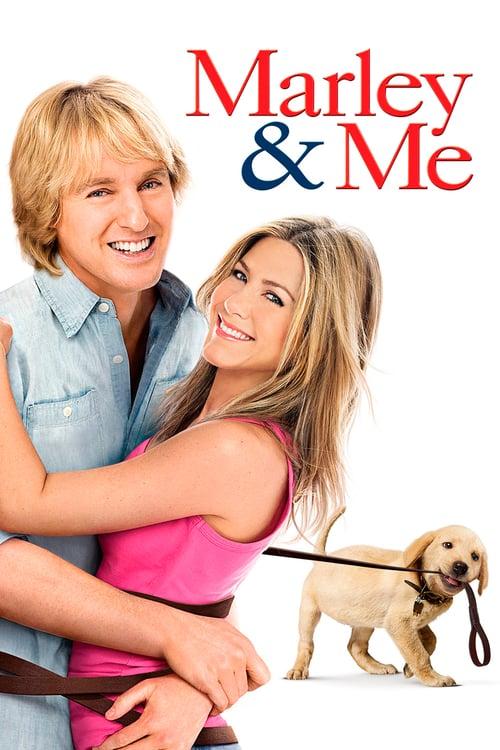 ดูหนังออนไลน์ฟรี Marley & Me (2008) จอมป่วนหน้าซื่อ