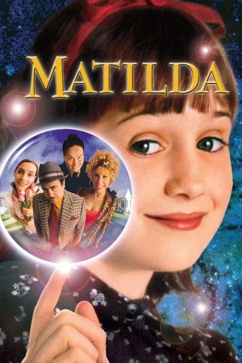 ดูหนังออนไลน์ Matilda (1996) มาทิลด้า อิทธิฤทธิ์คุณหนูแรงฤทธิ์