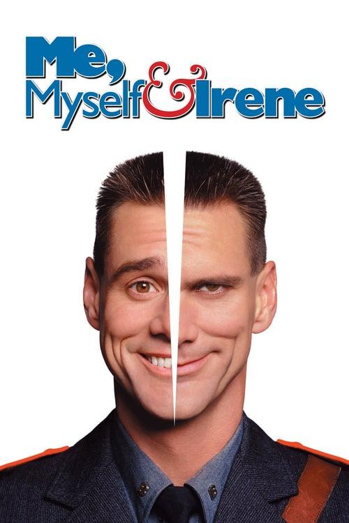 ดูหนังออนไลน์ฟรี Me Myself & Irene (2000) เดี๋ยวดี…เดี๋ยวเพี้ยน เปลี่ยนร่างกัน