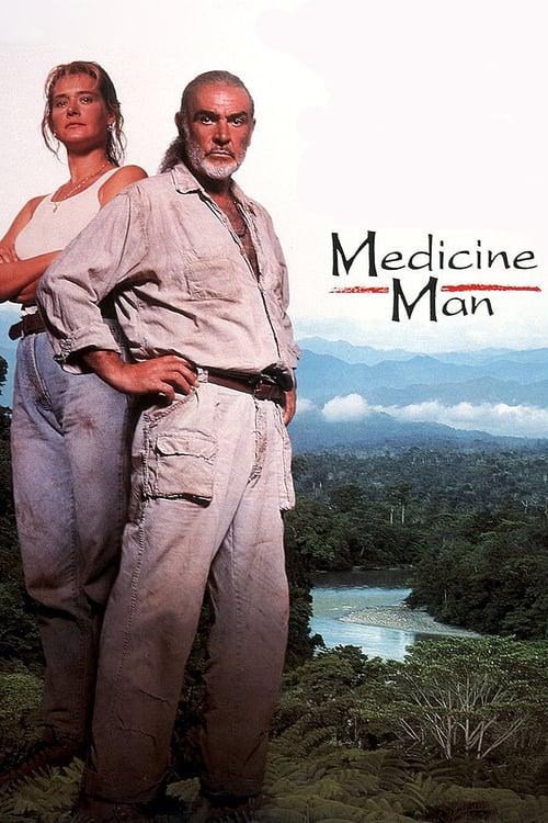 ดูหนังออนไลน์ฟรี Medicine Man (1992) หมอยาผู้ยิ่งใหญ่