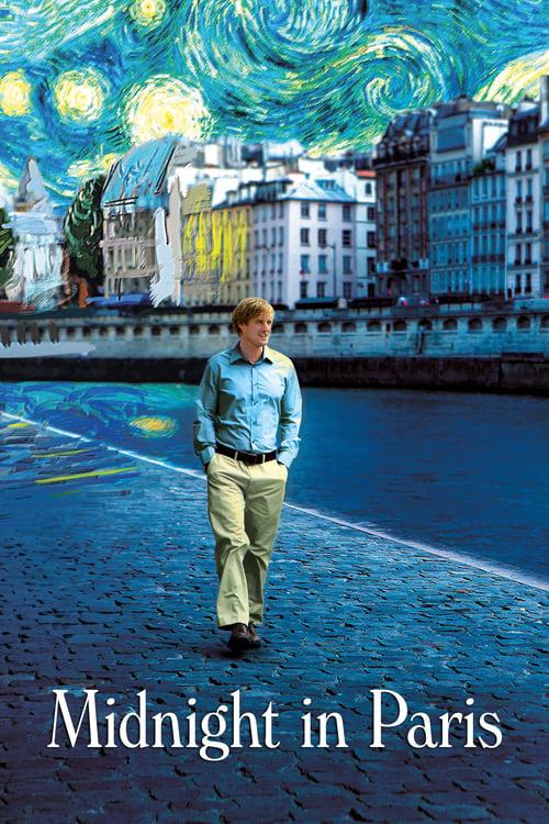 ดูหนังออนไลน์ฟรี Midnight in Paris (2011) คืนบ่มรักที่ปารีส