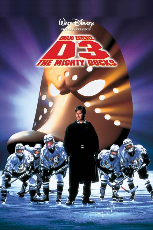 ดูหนังออนไลน์ฟรี D3: The Mighty Ducks 3 (1996) ขบวนการหัวใจตะนอย ภาค3