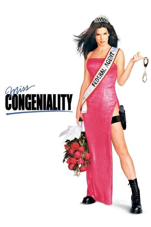 ดูหนังออนไลน์ฟรี Miss Congeniality 1 (2000) พยัคฆ์สาวนางงามยุกยิก