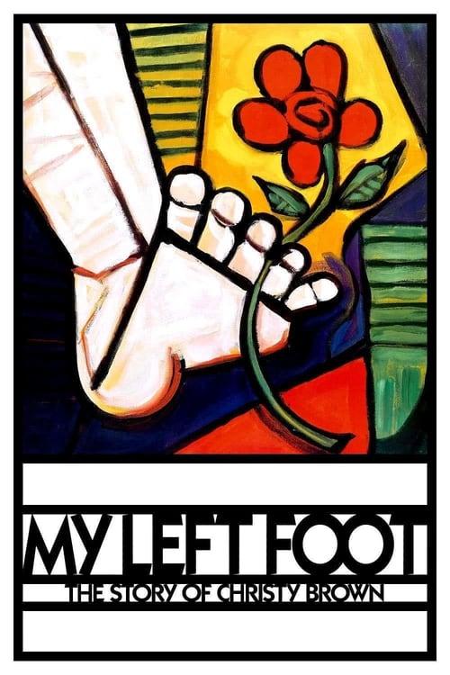 ดูหนังออนไลน์ฟรี My Left Foot (1989) บุรุษผู้ไม่ยอมแพ้ (ซับไทย)
