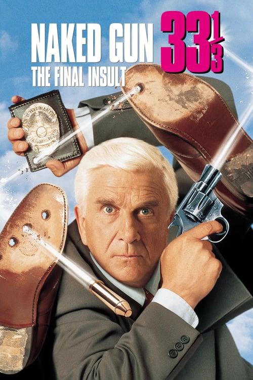 ดูหนังออนไลน์ฟรี Naked Gun 33 1.3 The Final Insult (1994) ปืนเปลือย ภาค 3
