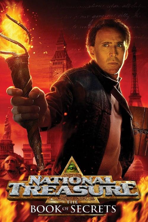 ดูหนังออนไลน์ฟรี National Treasure 2 (2007) ปฎิบัติการเดือด ล่าบันทึกลับสุดขอบโลก