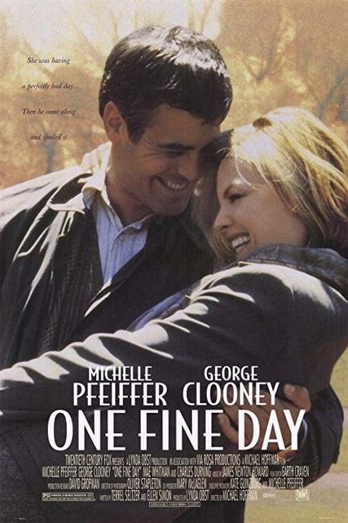 ดูหนังออนไลน์ฟรี One Fine Day (1996) วันหัวใจสะกิดกัน