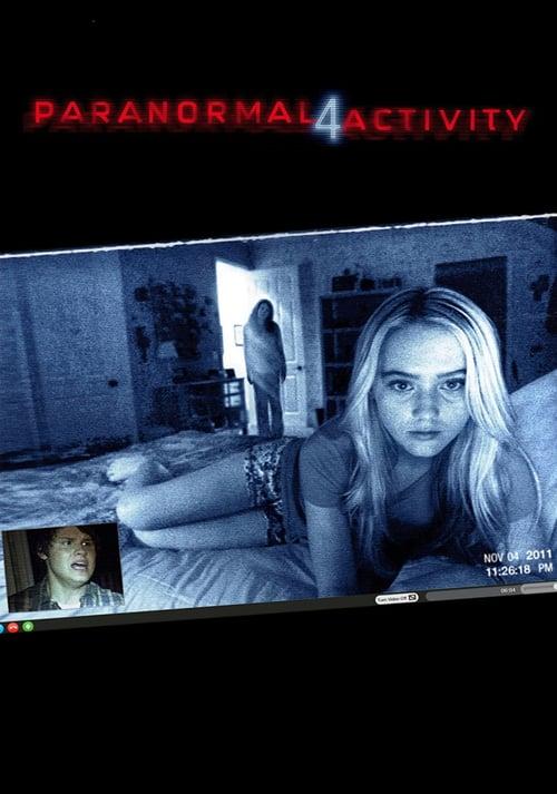 ดูหนังออนไลน์ฟรี Paranormal Activity 4 (2012) เรียลลิตี้ ขนหัวลุก 4