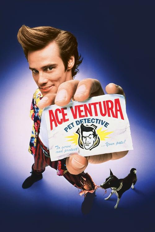 ดูหนังออนไลน์ฟรี Ace Ventura: Pet Detective (1994) นักสืบซูปเปอร์เก็ก