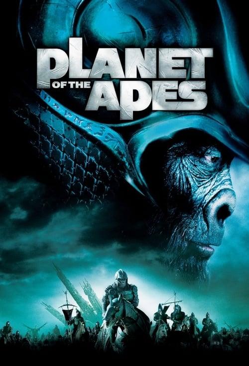 ดูหนังออนไลน์ฟรี Planet of The Apes (2001) พิภพวานร