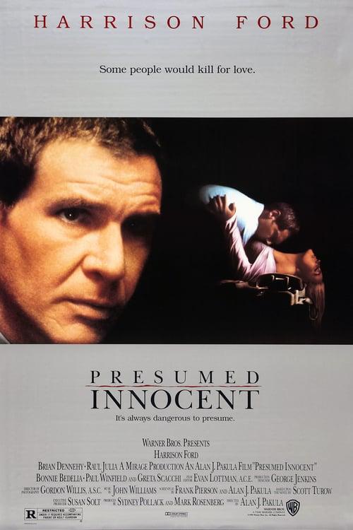 ดูหนังออนไลน์ฟรี Presumed Innocent (1990) แหกกฎบริสุทธิ์