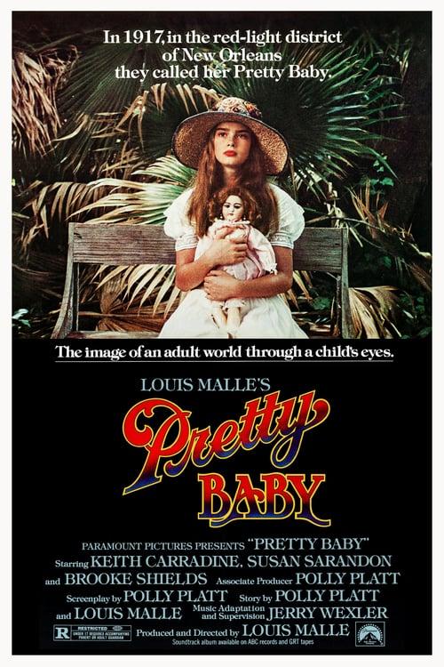 ดูหนังออนไลน์ฟรี Pretty Baby (1978) เด็กสาวแสนสวย (ซับไทย)