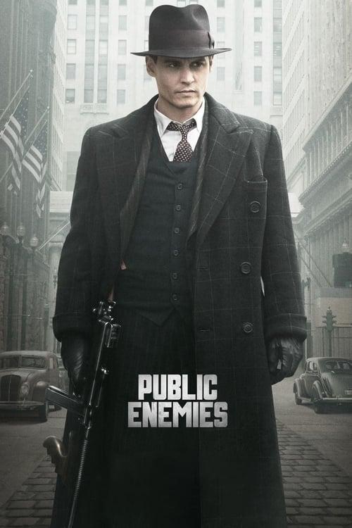 ดูหนังออนไลน์ฟรี Public Enemies (2009) วีรบุรุษปล้นสะท้านเมือง