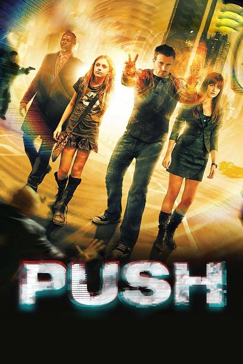 ดูหนังออนไลน์ฟรี Push (2009) โคตรคนเหนือมนุษย์