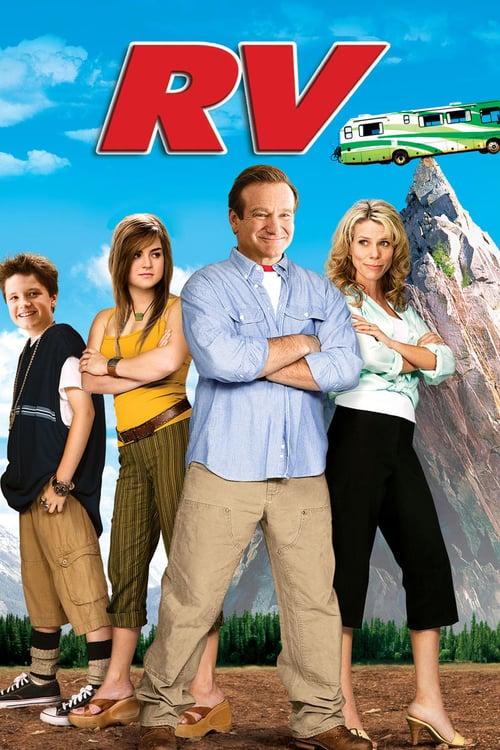 ดูหนังออนไลน์ RV Runaway Vacation (2006) ครอบครัวทัวร์ทุลักทุเล