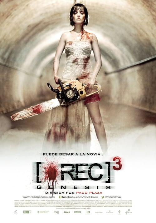 ดูหนังออนไลน์ฟรี [Rec] 3 Genesis (2012) งานสยอง ฉลองเลือด