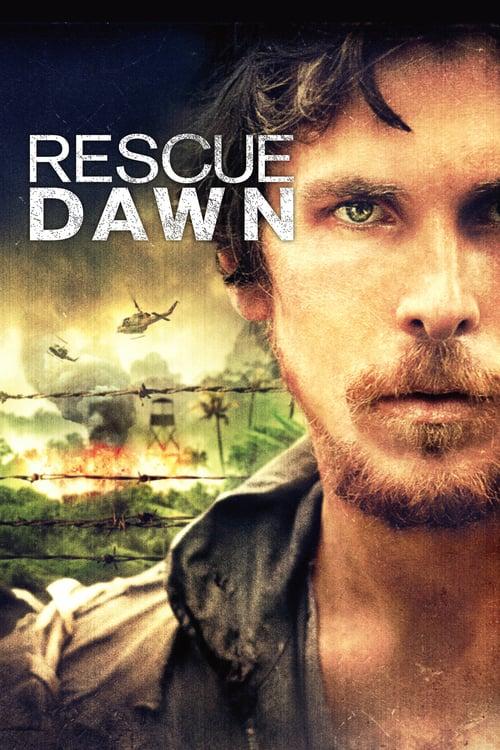 ดูหนังออนไลน์ฟรี Rescue Dawn (2006) แหกนรกสมรภูมิโหด