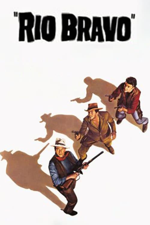 ดูหนังออนไลน์ฟรี Rio Bravo (1959) ยอดนายอำเภอใจเพชร