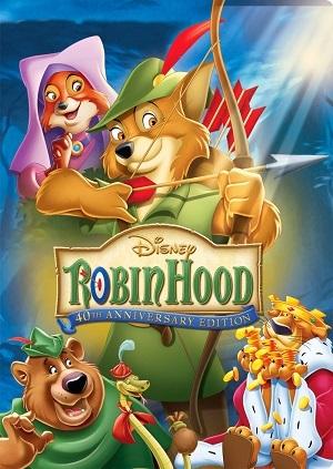 ดูหนังออนไลน์ฟรี Robin Hood (1973) โรบินฮู้ด