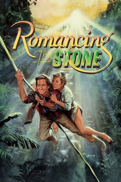 ดูหนังออนไลน์ฟรี Romancing the Stone (1984) ล่ามรกตมหาภัย