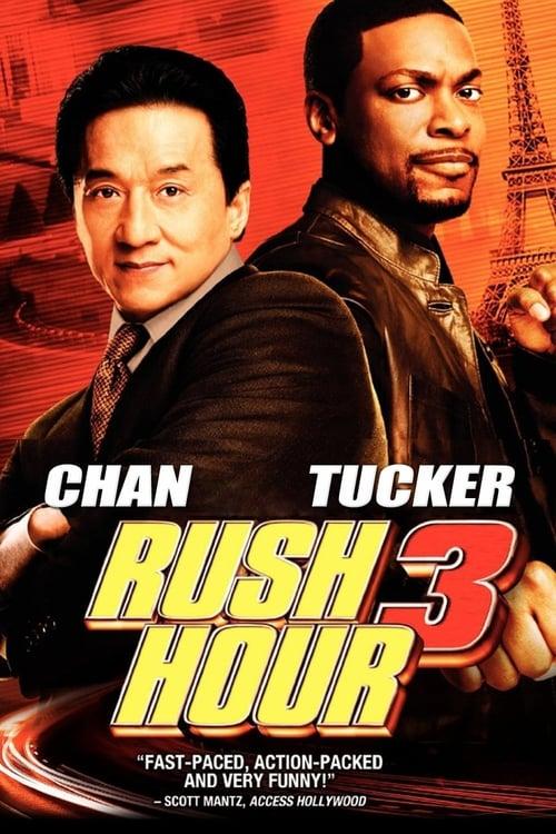 ดูหนังออนไลน์ฟรี Rush Hour 3 (2007) คู่ใหญ่ฟัดเต็มสปีด 3