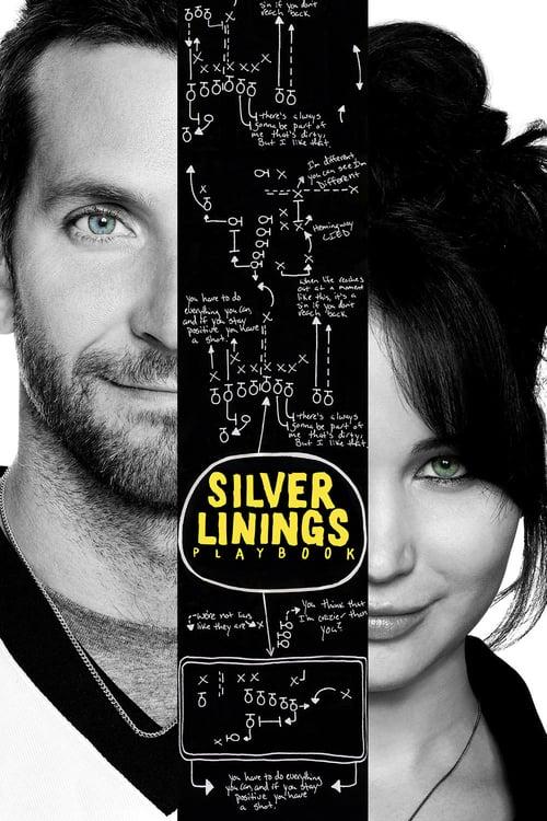 ดูหนังออนไลน์ฟรี Silver Linings Playbook (2012) ลุกขึ้นใหม่ หัวใจมีเธอ