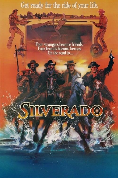 ดูหนังออนไลน์ฟรี Silverado (1985) ซิลเวอร์ราโด สี่ยอดสิงห์แดนทมิฬ