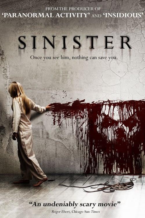 ดูหนังออนไลน์ฟรี Sinister (2012) เห็นแล้วต้องตาย