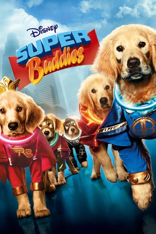 ดูหนังออนไลน์ฟรี Super Buddies (2013) ซูเปอร์บั๊ดดี้ แก๊งน้องหมาซูเปอร์ฮีโร่